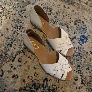 Seychelles woven sandal